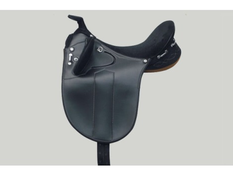 Kids Synthetic Stock Saddle