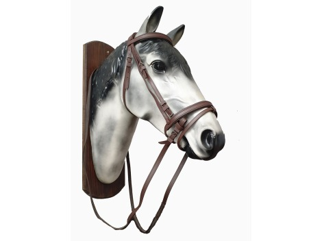 Synthetic Bridle with reins