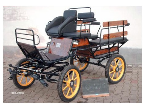 COUNTRY CART CC KUTMANN - Available on order!