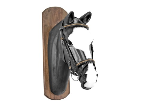 English leather bridle Derby