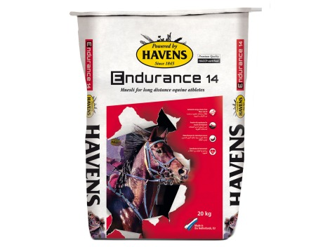 Endurance 14 by Havens for long distance equine athletes