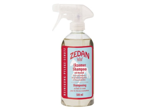 Ekzemer Shampoo - for horses with skin sensitivities, eczema
