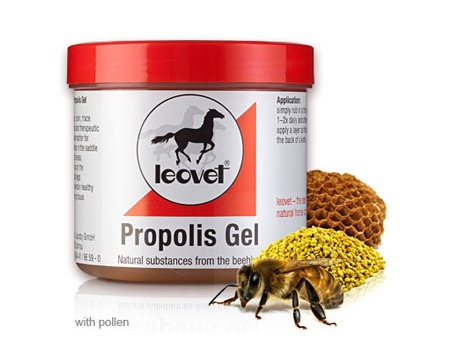 Propolis Gel - Natural Active Ingredients from the Beehive.