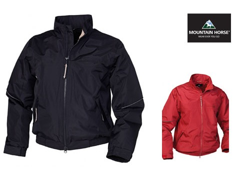 Water resistant club jacket Mountain horse