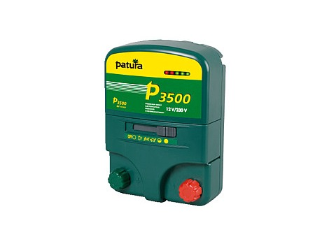 P3500 Patura multi-function energiser - Available on order!