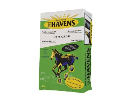 Opti-GROW Foal Cubes by Havens
