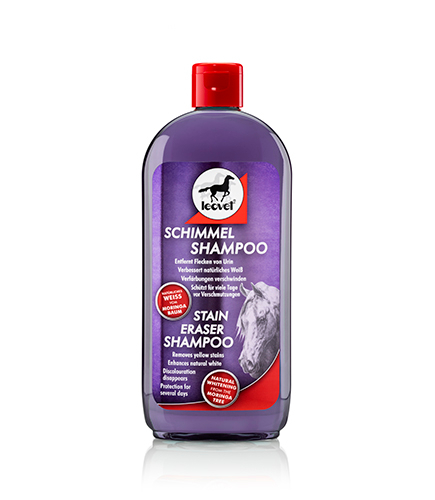 Stain Eraser Shampoo - Body culture for white horses