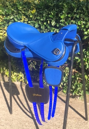 Podium Saddle - Champion XT - Available on order!